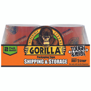 Gorilla Glue 6030402 Tape Packing Refill 30Yd 2 Pack