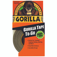 Gorilla Glue 6100109 Tape Duct To-Go Gorilla 30Ft