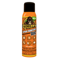 Gorilla Glue 6301502 Adhesive Spray 14 Ounce