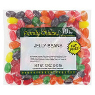 Ruckers Candy 1153 Family Choice Jelly Bean Bag 8.5 Oz