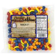 Ruckers Candy 1157 Family Choice Runts 5.5 Ounce Bag