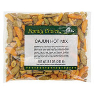 Ruckers Candy 1268 Family Choice Hot Mix Cajun 6 Oz
