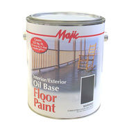 Yenkin Majestic 8-0078-1 Majic Paint Interior Exterior Oil Green Floor Gallon