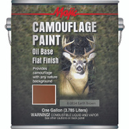 Yenkin Majestic 8-0854-1 Majic Paint Camouflage Earth Brown Gallon