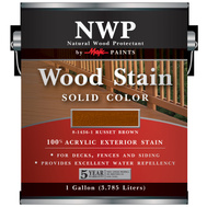 Yenkin Majestic 8-1436-1 Stain Wd Acr Sld-Clr Rsst-Br G