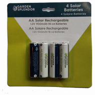 Headwind 830-1905 4PK AA NICD Sol Battery