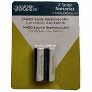Headwind 830-1906 2PK 14430 Solar Battery