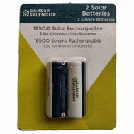 Headwind 830-1907 2PK 18500 Solar Battery