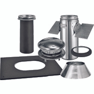 Selkirk 208621 Support Pitch Ceiling Kit 8In