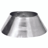 Selkirk 208810 Sure Temp 8 Inch Chimney Storm Collar