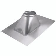 Selkirk 208825 Sure Temp 8 Inch Adjustable Roof Flashing