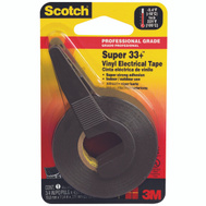 3M 10414 Scotch Vinyl Electrical Tape 3/4 Inch By 37 1/2 Foot