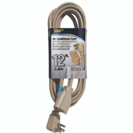 Power Zone OR681512 Air Conditioner Appliance Cord 14/3 Spt-3 Beige 12 Foot