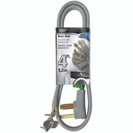 Power Zone ORD100304 Cord Dryer Indr 10/3X4ft Gray