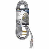 Power Zone ORD100306 Cord Dryer Indr 10/3X6ft Gray