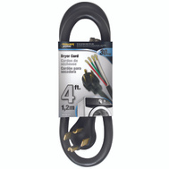 Power Zone ORD100404 Cord Dryer Indr 10/4X4ft Black