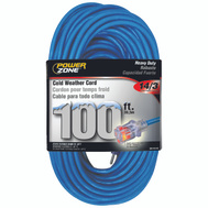 Power Zone ORCW511735 Cord Ext Otdr Cold 14/3x100ft