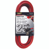 Power Zone OR514725/506725 Cord Ext Red 14/3X25ft