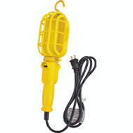 Power Zone ORTL098506 Incandescent Plastic Work Light