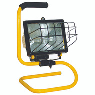 Power Zone ORHL500W03 500 Watt 120 Volt Portable Halogen Worklight
