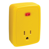 Power Zone ORFPO15 Outlet Sngl W/Indicator Light