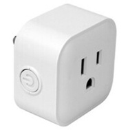 Power Zone ORRCWFII11 Outlet Wifi Ctrld Indr 1-Outlt