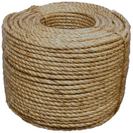 Wellington Cordage 30-004 1/2 Inch By 600 Foot Manila Rope