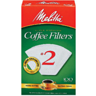 Melitta 622712 100 Pack #2 Cone Filter