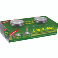 Coghlans 0450 Camp Heat Canisters, 6.4 Ounce (Pack Of 2)