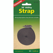 Coghlans 7610 Straps Utility 1In W X 10 Ft L