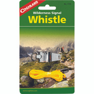 Coghlans 7735 Whistle Signl Wildernes Nickel