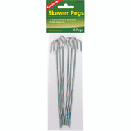 Coghlans 8326 Skewer Peg 6 Pack