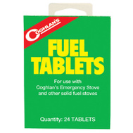 Coghlans 9565 24PK Fuel Tablet