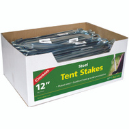 Coghlans 9813 Tent Stakes 12 Inch Steel