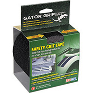 INCOM RE3952 Lifesafe Safety Grit Tape 4 Inch By 15 Foot Black