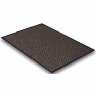 Lanart Rug Inc EBR2436 Mat Floor Brown 24In X 36In