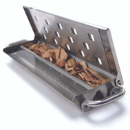 Onward 60190 Broil King Smoker Box Ss With Slider Lid