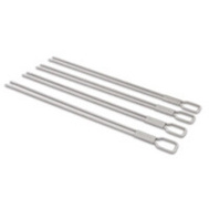 Onward 64049 Skewer Dual Prong Ss 4Pc 4 Pack