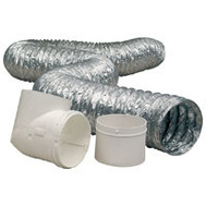Dundas Jafine TD48D2DZW Proflex Duct Dryer Alum Foil 4Inx8ft
