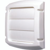 Dundas Jafine LC4WZW Provent Cap Exhaust Dryer 4In White