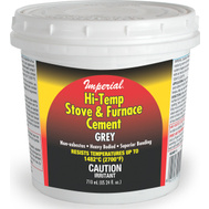 Imperial Manufacturing KK0069-A Cement Furnace/Stove Grey 24 Ounce