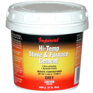 Imperial Manufacturing KK0068-A 1 Pound Stove Furnace Cement