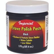 Imperial Manufacturing KK0059 Polish Stove Paste Black 6 Ounce
