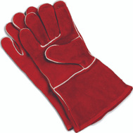 Imperial Manufacturing KK0159 Gloves Fireplace Cowhide Lthr