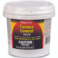 Imperial Manufacturing KK0295-A Cement Furnace 16 Ounce Black