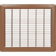 Imperial Manufacturing RG1184 Grill Return Air 8X10in Brn