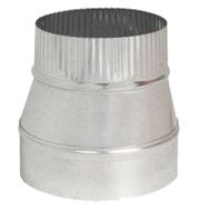 Imperial Manufacturing GV1416 5 By 4 Galvanized Taper Reducer