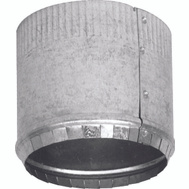 Imperial Manufacturing GV0843 6 Inch Round Top Collar