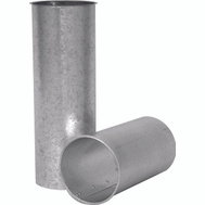 Imperial Manufacturing GV0935 7 By 6 Inch Galvanized Chimney Thimble