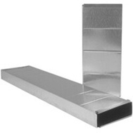 Imperial Manufacturing GV0219 Duct Stack Galv 3-1/4x10x48in